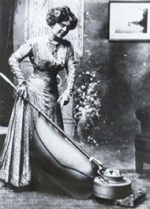history of vacuum