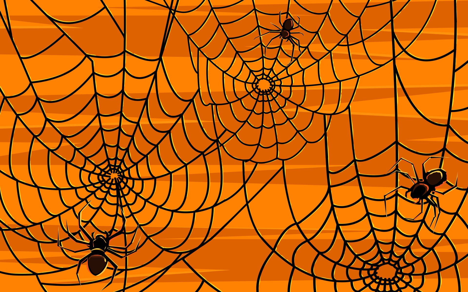 Spooky Spider Webs – Exceptional Cleaning