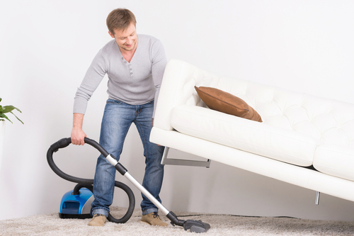 Vacuuming 101 Exceptional Cleaning